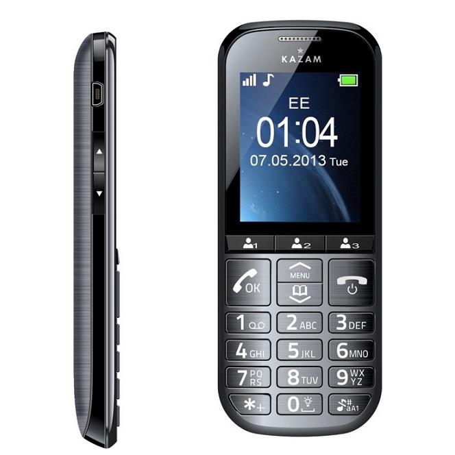Kazam mobile phones now on sale in UK via Phones 4u
