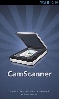 how to use camscanner iphone